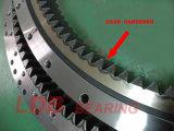 Внутренняя шестерня Doosan поворотного кольца подшипников для экскаваторов