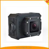 câmera impermeável da ação do corpo 4K