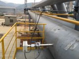 Analyseur oxygène-gaz de laser d'épreuve in-situ en ligne de la poussière