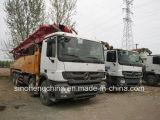 Camion della pompa per calcestruzzo di HOWO 48m HOWO da vendere