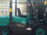 3.5ton diesel Vorkheftruck met de Japanse Hydraulische Transmissie van de Motor, Powershift
