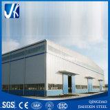 Oficina de aço da construção do projeto pré-fabricado claro