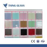 SGS/Ce/ISOの証明書が付いている明確または白か青か緑または青銅色または黄色い薄板にされたガラス