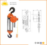 Latest Arrival OEM Quality Crane Dhp Durable Electric Chain Hoist