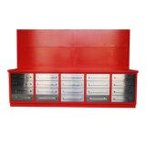 Gaveta de Armazenamento da Ferramenta de Serviço Pesado armário metálico de bancada com painel de parede suspensas (MW02-2)