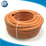En PVC flexible haute pression et le caoutchouc flexible d'air mélangé avec la norme ISO9001