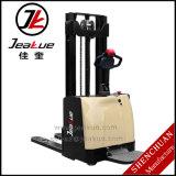 تكلفة - فعّالة [1.2ت-1.5ت] ضعف مصعد حامل قفص على المعبئ كهربائيّة