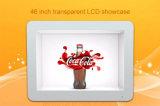 Yashi 10 -46 poucesécran LCD transparent de la publicité