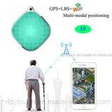 Mini inseguitore di GPS della micro scheda di SIM per la persona/gatto/animale domestico (A9)