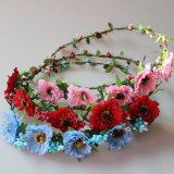 [لد] يبرق [تيرا] [رتّن] زاويّة [هولا] عصائب عشب [بوهو] زهرات [هيربند] هاواي [لي] [هدور] [ورثس] يتوهّج رأس بنات نساء حزب زخرفة حافة