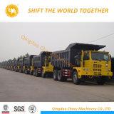 Deposito di estrazione mineraria della baracca di serie 6X4 Offste della Cina Sinotruk HOWO/autocarro a cassone