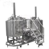 equipo de la fabricación de la cerveza 500L para los principiantes
