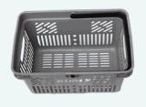 Enregistrer les paniers à provisions en plastique avec le traitement 090515