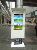 Fonctionnement simple en Plein Air 42 pouces écran tactile LCD Affichage Kiosque