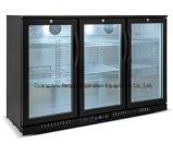 refrigeradores de vidro da barra do frasco da porta 330L - Bg-330s