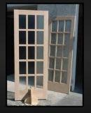 Vidro Temperado Selado De Vidro Plástico Para Painel De Porta