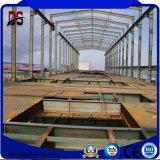 Oficina Prefab da construção de aço do projeto novo do painel de sanduíche