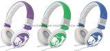 Preiswerte stilvolle Computer-Kopfhörer-kundenspezifisches Firmenzeichen für Mädchen Lx-105