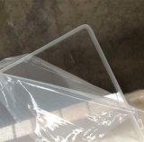Claro de acrílico transparente de 600*600mm de instrumentos