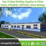 Mejor diseño Pre-Engineered prefabricados almacén de la estructura de acero