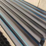 Спз17 HDPE Buis (Poly 'Пийп') в Zwart / исследования Blauw Kleur Voor Watervoorziening трубопровода