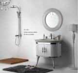 Cabinet reflété nouvelle par salle de bains de meubles de salle de bains de vanité de salle de bains de conception de Cabinet de gravure en relief de mode de Cabinet de salle de bains (YB-928)