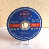Disco stridente di Rotella-Taglio per metallo e Stone-115X3X22.2