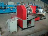 Máquina de produção de guardanapos de tecido multidimensionais de alta velocidade