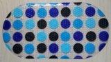La sublimazione della tintura di stampa ha stampato le stuoie stampate antiscorrimento antisdrucciolevoli antisdrucciolevoli antisdrucciolevoli resistenti del pavimento del bagno della vasca da bagno dell'acquazzone della toletta della stanza da bagno del PVC di anti non slittamento di plastica