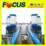 Завод Hzs180 влажного смешивания высокой эффективности конкретный дозируя