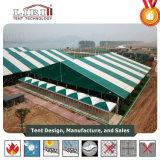 Tenda poligonale della tenda foranea della corte di tennis di sport per semi le palestre delle strutture di Permanent