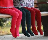 Van de Katoenen van de Jonge geitjes van kinderen Legging de Stevige Beenkappen van de Panty (TA602)