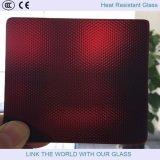 Vidro de quartzo/ Silex/vidro de sílica vycor/Vidro/sílica fundida