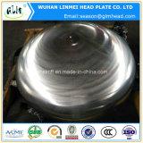 Protezioni ellittiche servite di lucidatura dell'acciaio inossidabile delle parti inferiori delle protezioni di estremità