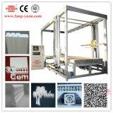 Fangyuan CNC de alta eficiencia de la máquina cortadora de alambre caliente