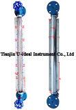 Einfaches und preiswertes röhrenförmiges Stufenbezeichnungs-waagerecht ausgerichtetes Glasanzeigeinstrument
