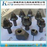 Sélection ronde Btk80/Btk81/Btk82 de coupeur de mine de houille de partie lisse