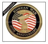 Souvenir (BYH-10308)のためのカスタムTwo Size Enamel Coin