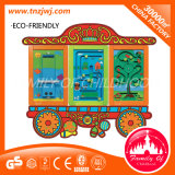 Indoor Plastic Kids Wall Jeux Jouets éducatifs à vendre