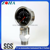 高く厳しい環境のための振動の抵抗のスラリーの圧力計