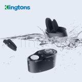 Neue Produkte Kingtons trockenes Krautovaler Vaporizer-Schwarz-Zigaretten-Preis in Indien