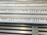 Machine d'attache de vis pour le profil de Gagner-Porte de PVC