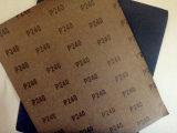 Het waterdichte Schuurpapier van het Latex van het Carbide van het Silicium /Sandpaper FM58 120#