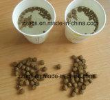 200-300kg het dierlijke Voer die van de Vissen van de Verwerking van de Korrel Drijvende Machine maken