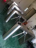 수직 접근 삼각 십자형 회전식 문 스테인리스