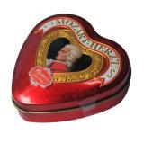 Vente de boîtes de chocolat chaud Heart-Shaped