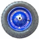 압축 공기를 넣은 고무 바퀴 3.25/3.00-8 고무 타이어 바퀴