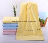 100% algodón afelpado toallas de baño