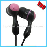 Écouteur stéréo d'écouteur pour l'ordinateur d'iPhone de MP3 MP4