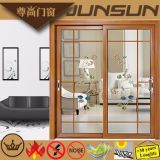 De Fabriek die van Foshan de Hangende Schuifdeur van het Aluminium van het Product van het Aluminium van de Prijs aanbieden